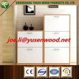 Melamine MDF or Particle Board Big Size Shoe Cabinet