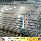 Hot Sale Fence Panels Pre Galvanized Steel Tube 4 Inch