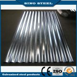 Z150 Construction Corrugated Dx51d Grade Steel Roofing Sheet