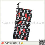 Digital Transfer Printing Eyeglasses Microfiber Pouches