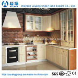 America High Glossy PVC Thermofoil Kitchen Cabinet