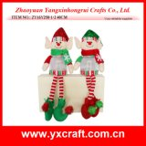 Christmas Decoration (ZY16Y258-1-2 40CM) Christmas Very Tall Products Christmas Decorative Santa Claus