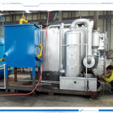 30tpd Continuous Feeding and Slag Pyrolsyis Plant