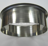 High Quality Polished CNC Precision Machined Stainless Steel Trash Ring