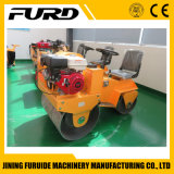 Fyl-850 Small Riding Double Drum Vibrating Compactor with Honda Engine