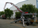 18m Detachable Arms Concrete Placing Boom with Proportional Remote Control System