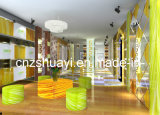 Decoration Wall Material (Resin panels)