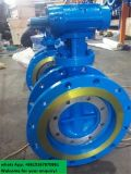 Flange Type Steel Triple Eccentric Un Bidirectional Tightness Butterfly Valve