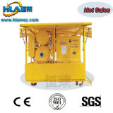 Dvp Closed Type Double Stages Vacuum Transformer Oil Treatment