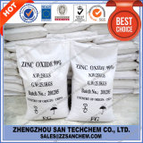 Tech Grade ZnO Powder Zinc Oxide 99% Price From Factory