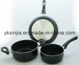Kitchenware 3PCS Aluminum Non-Stick Cookware Set