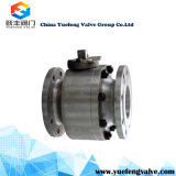 High Temperature Metal Seat Floating Ball Valve