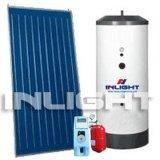Split Pressurized Flat Plate Solar Water Heater