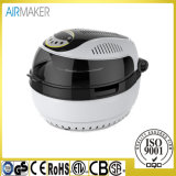 10L New Design Round Multi Function Air Fryer SAA/ETL/GS/
