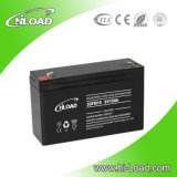 Wholesale 6V 10ah Deep Cycle Rechargeable Battery
