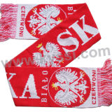 New Poland Scarf for Approaching Uefa Euro Cup 2012