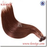 U-Tip Keratin Hair Pre-Bonded Remy Human Hair Extension