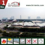 Aluminum Structure Heavy Duty PVC Tent Hall for Outdoor Expo