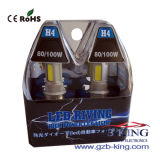 New 12/24V 2years Warranty 1200-1500lm COB LED Fog Lamp