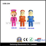 USB Pen Drive Nurse Design (USB-204 series)
