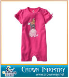 Wholesale Fancy Short Sleeve Baby Romper / Baby Clothes