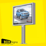 Large Format Outdoor Scrolling Advertising Sign (#245/L-1)
