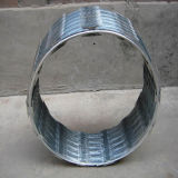 Galvanized Concertina Razor Blade Barbed Wire