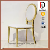 Popular New Model Stainless Steel Wedding Banquet Chair
