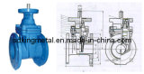 Cast Iron Non-Rising Stem Resilient Soft Seated Gate Valve