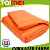 PE Enclosure Insulated Tarp with Foam