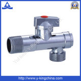 Brass Angle Valve with Ss Filter for Bathroom Faucet (YD-5035)