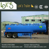 41 Cbm 3 Axles Chemical Tanker Semi Trailer