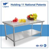 20 Years′ Professional Manufacturer of Stainless Steel Table