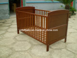 Solid Pine Cot Bed Baby Crib