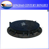 Ductile Iron Casting Manhole Cover with Frame