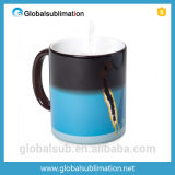 High Quality Coffee Color Changing Mug with Printing Photo Cups