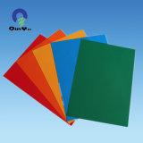 0.35mm A3 PVC Color Matt Grain Rigid Sheet for Books Cover
