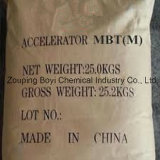 (Rubber Accelerator) 2-Mercaptobenzothiazole Mbt (M)