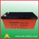 12V200ah High Power Supply Lead Acid Solar Battery for Power Station
