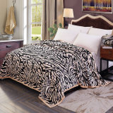 Printed Baby Coral Fleece Throw Blanket