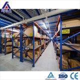 Multi-Level Durable Steel Storage Shelves for Carton Box
