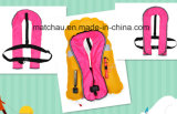 Marine Ce Approved Single Air Chamber Inflatable Life Jacket