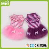 Summer Outside Comfortable Clothing Pet Dress (HN-pH752)