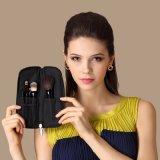 5PCS Bamboo Handle Makeup Brush with Natural Hair