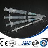 Disposable Sterile Various Size Safety Syringe
