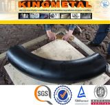 90 Degree R=3D/5D/7D Welded Carbon Steel Bend Pipe