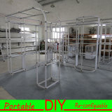 Aluminum Material Portable Flexible Modular Trade Show Booth