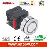Onpow 30mm Signal Lamp (LAS0-K30-EA/R/12V, CE, CCC, RoHS)