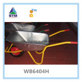 Wb6404 100L Cheap Metal Wheelbarrow