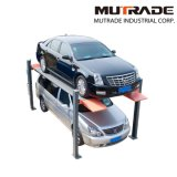 Double Stack Parking Hydraulic Lift